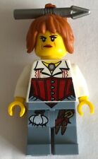 Genuine Lego MiniFigure - Monster Fighters - Ann Lee - MOF002 - 2012