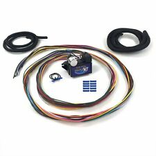 Ultimate 12 Fuse 12v Conversion Wire Harness 47 1947 Ford Pickup - muscle rat