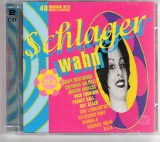 (GK435) Schlagerwahn, 2CD - 1998 CD