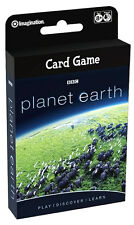 *NEW* Planet Earth Card Game BBC - Imagination Games