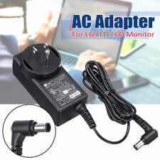 AC Adapter Power Supply 19V 1.7A ADS-32FSG-19 US Plug For LG LED LCD Monitor !