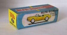 Repro Box Metosul Alfa Romeo Giulietta Spyder älter