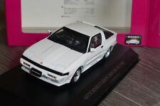 MITSUBISHI STARION 2600 GSR-VR 1988 WHITE DISM 0074510 1/43 RHD RIGHT HAND DRIVE