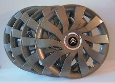 """16"""" Citroen C4,C5,etc..Wheel Trims / Covers, Hub Caps,Quantity 4"""
