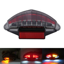 Motorcycle LED Tail Light Clear Rear Lamp for BMW R1200 R R1200 GS Adventure
