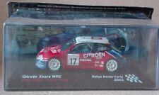"DIE CAST "" CITROEN XSARA WRC RALLYE MONTE CARLO - 2003 "" SCALA 1/43"