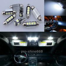 Canbus For BMW X6 E71 M  09-14 Interior Package Kit LED Light Xenon White 22X
