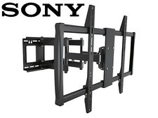 Full-Motion TV Wall Mount 60 65 70 75 80 90 100 Inch Sony LCD LED Plasma HDTV