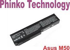 NEW Battery For ASUS A32-M50 A33-M50 A32-N61 A32-X64 M50V M60 X55 90-NED1B2100Y