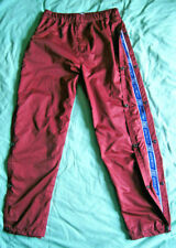 Givenchy RED Snap Button Jogger Pants | Size S 46 (fits W30-W31) TAPED rare