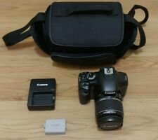 Canon EOS XSI 450D 12MP Digital SLR Camera w/ 18-55mm EFS IS 3.6k Shutter count