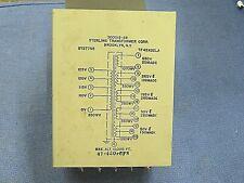 Transformer, power transformer, 650 V, 265 V, 195 V, 50 V, see picks