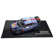 [HOT} Hyundai i20 Coupe WRC 1:43 Rally Winner 2017 - Thierry Neuville