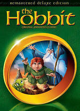 Brand New! The Hobbit Original Animated Classic Remastered Deluxe Edition DVD