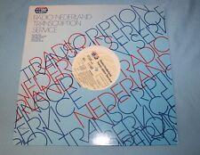 "RADIO NEDERLAND Transcription service Record ""New Music"" 1988 Blue Murder, Gore"
