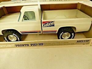 Vintage Nylint Pronto Chevrolet Pickup Advertising Gabriel - #4121SPECIAL - MIB