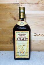 1979 J. Bally Millesime Rhum Vieux Agricole Martinique  Rum 45% cl 70
