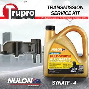 SYNATF Transmission Oil + Filter Service Kit for Honda Odyssey 2.3L Prelude 2.2L