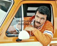 1971 BURT REYNOLDS HANGS OUT OF DODGE AMBULANCE CANNONBALL RUN 8X10 MOVIE PHOTO