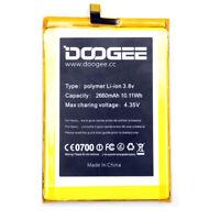 Original Doogee F5 2660mAh 3.8V Battery For Doogee F5 Smart Phone Warranty