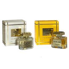 Miniature Jean Patou Joy & Sublime 2 x5ml EDP Women Perfume set