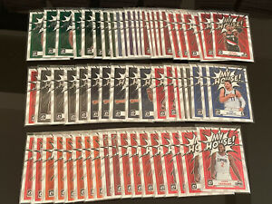 2020-21 Donruss Optic Basketball My House! Insert YOU PICK + Buy More Save!