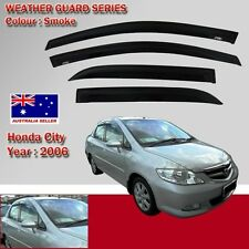 New Weather Shield Window Visor for HONDA CITY Year 2006 Car Weathershields