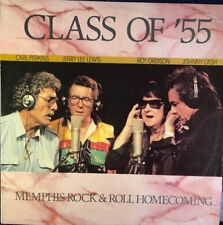 "Class Of '55 Carl Perkins/Jerry Lee Lewis/Roy Orbison/Johnny Cash 12"" Vinyl LP"