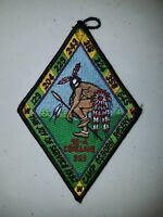 Boy Scout OA Section SE-4 1992 Conclave Immokalee Lodge Host
