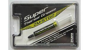 Genuine ZALMAN ZM-STG2 CPU/GPU Thermal Compound Grease Paste Extreme Performance