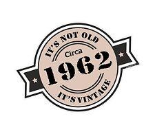 Non è vecchio intorno al 1962 ROSETTA Emblema PER CASCO DA MOTO AUTO ADESIVO VINILE
