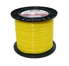 OREGON 2.4mm x 360 metre YELLOW STARLINE STRIMMER BRUSHCUTTER LINE 99162E