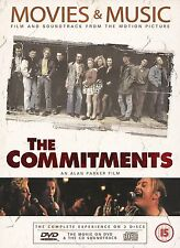"""The Commitments (Movies & Music) CD and DVD Set """"New & Sealed"""""""