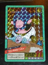 DRAGON BALL Z GT DBZ SUPER BATTLE PART 10 CARD DOUBLE PRISM CARTE 419 JAPAN NM