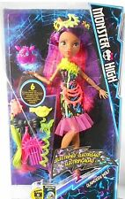 Clawdeen Wolf  - Mattel DVH70 Electrified -   Monster High Bambola 2016
