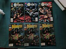 HUNTRESS 1 2 3 RUCKA SERIES 1-6 ALSO 1989 SERIES 1-19 STATON ART