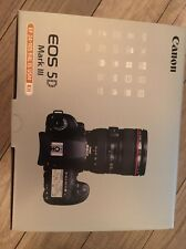 Canon EOS 5D Mark III 22.3MP Digital SLR Camera Body - Black
