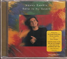 kenny rankin here in my heart cd new
