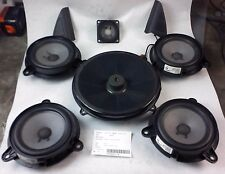 2006 INFINITI M35 OEM Bose 8 Speaker Set, Tested