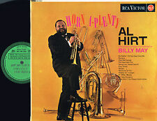 AL HIRT HORN A-PLENTY Factory Sample LP Mono BILLY MAY RCA UK RD7531 @Near Mint@