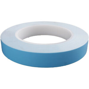25M Double sided Thermal Adhesive Tape for LED CPU GPU Heatsink Insulation US