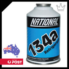 R134A AUTO AIR CONDITIONING REFRIGERANT PURE 134a 12oz NATIONAL USA CAR A/C BEST
