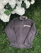 Vintage Patagonia Synchilla Deep Pile Military Issued Made In USA M