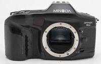 Minolta Dynax 9xi 9 xi 9-xi Spiegelreflexkamera SLR Kamera Gehäuse Body
