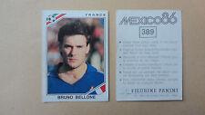 PANINI FOOTBALL MEXICO 1986 1 VIGNETTE A CHOISIR PARMI 41 VOIR LISTE !