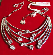BEAUTIFUL FINE PIECE OF JEWELRY HIGH QUALITY FASHION NECKLACE BY JESSICA SIMPSON