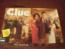 CLUE GAME FAMILY BOARD GAME COMPLETE AND EXCELLENT 1996