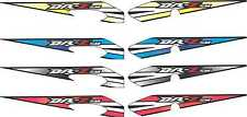 DRZ400 Airbox Graphic Kit  Drz400sm Number Plate Decals