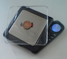 DIGITAL POCKET SCALES 0.01 - 100 GRAM GOLD OUNCE GN GRAIN TRAY SCALE CARAT