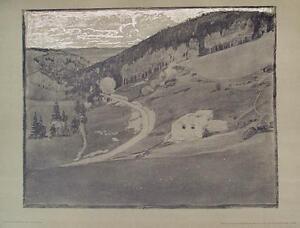 Otto Fischer Dresden Riesengebirge Schlesien Krkonose Schneekoppe Rübezahl Riese